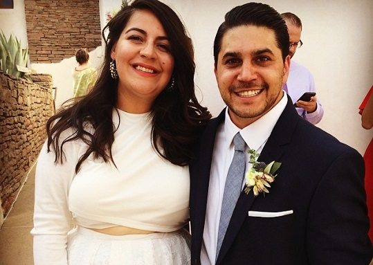 Friends, Family and Community Rally to Help Couple Injured in Post-Wedding Wreck