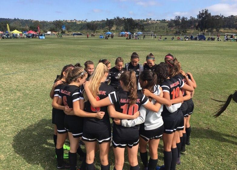 Gallery+Story: El Paso Galacticas FC to Play for San Diego Surf Cup