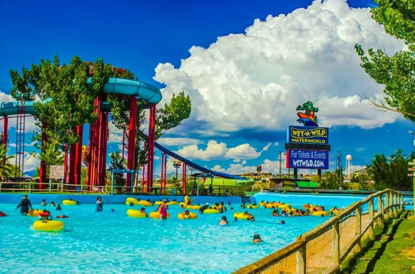 Wet 'N' Wild: Largest Ride Ever Built at Park Coming for Summer 2017