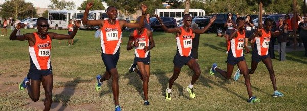 Cross Country Freshman Koech named CUSA Athlete of the Week