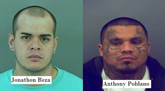 Two most wanted men arrested by Task Force, EPCSO Deputies