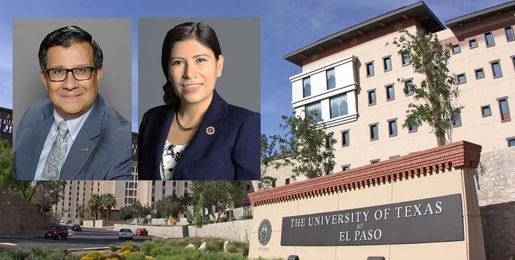 UTEP Engineering Professor Duo Awarded $393K NSF Grant