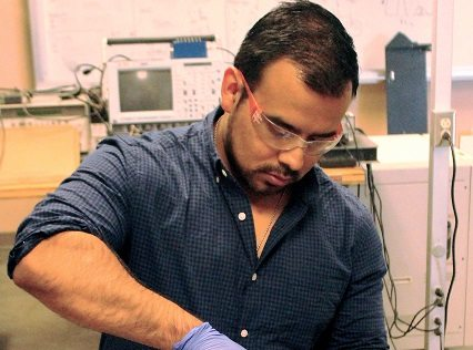 NMSU Chemical Engineering Student Receives National Institutes of Health Grant