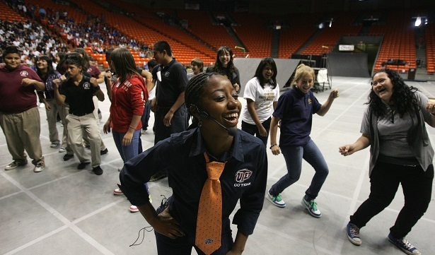 UTEP Receives $13M Grant for GEAR UP Program