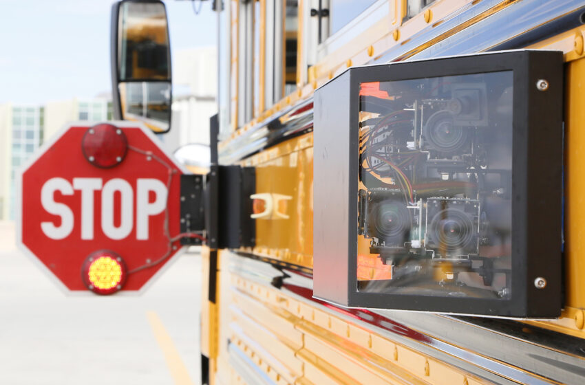 City of Socorro approves ticketing bus stop-arm violators caught on SISD bus cameras