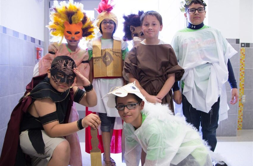 11 SISD Teams To Compete at State Destination Imagination Contest