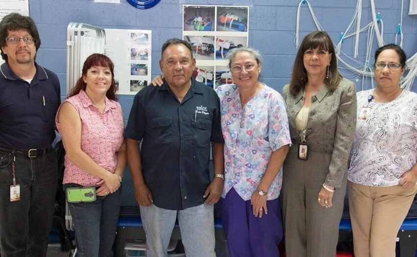 Mattress wholesaler, Socorro ISD nurse partner to help special needs students