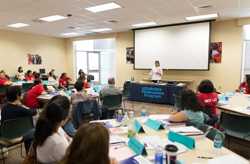 Training helps SISD nurses learn more about diabetes