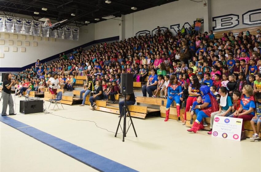 Socorro ISD schools winning the battle against bullying