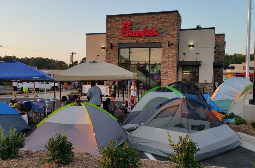 El Paso's Newest Chick-fil-A Restaurant Opening Thursday; Contest to win Free Food for Year Returns