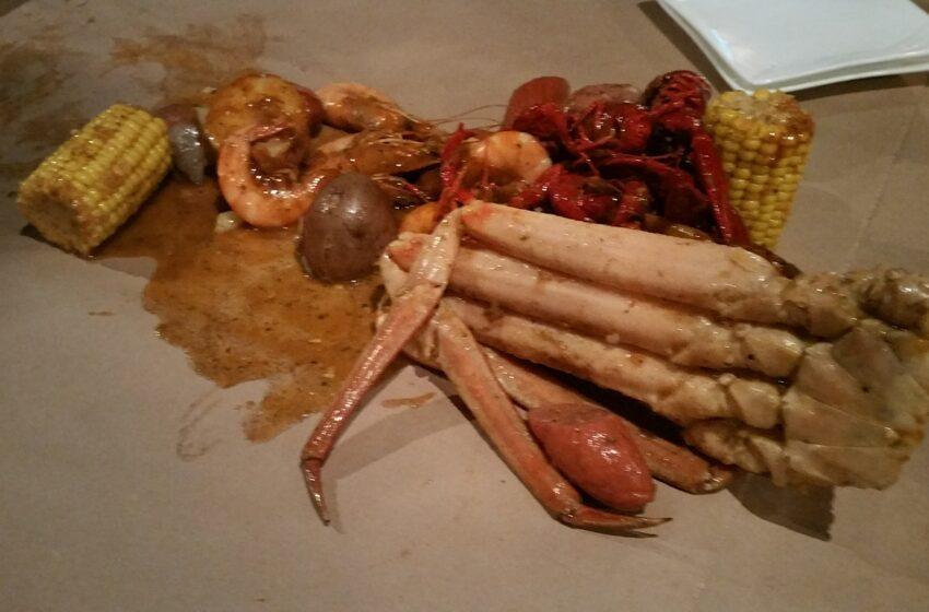 King Crab cracks opens El Paso Location