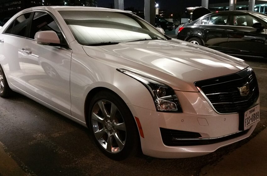The Motoring Life: 777 miles in a Cadillac ATS