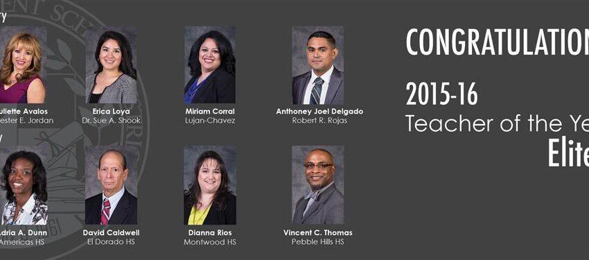 SISD celebrates Teachers of the Year; Names Elite 8 teachers