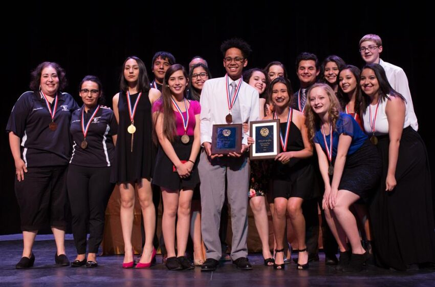 Socorro ISD Schools give Outstanding One-Act Play Performances