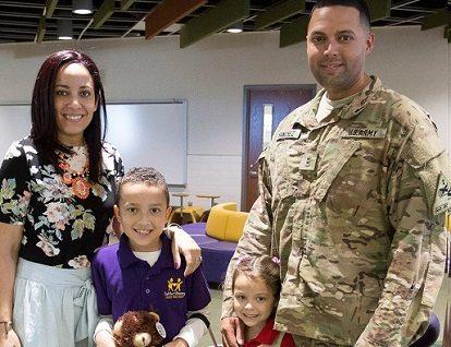 Socorro ISD to Host Annual Military Fair Saturday