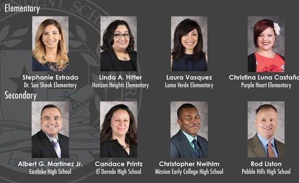 Socorro ISD honors Teachers of the Year, Announces Elite 8
