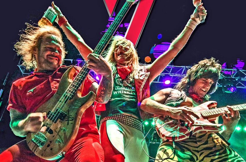 Sunland Park Racetrack and Casino Hosts Van Halen Tribute Band Saturday
