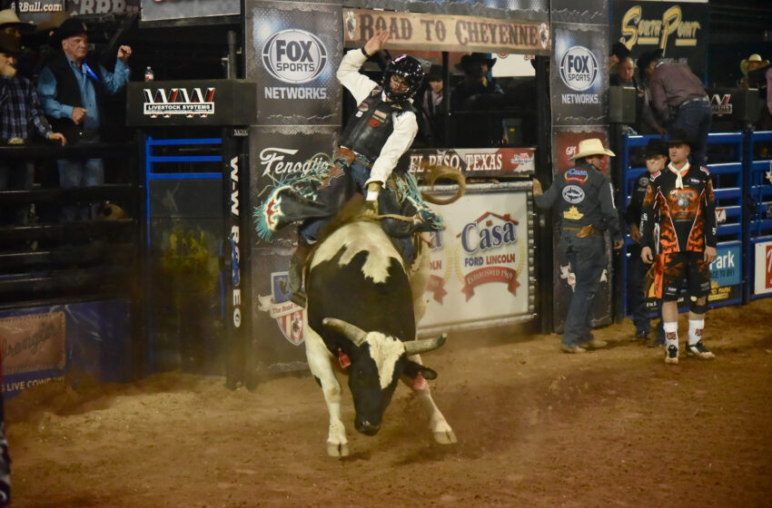 Tuff Hedeman Bull Riding Returns to El Paso for 13th Consecutive Year