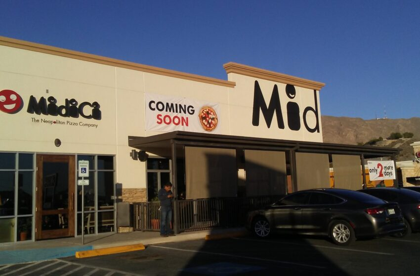 Gallery+Story: New Pizza Restaurant MidiCi Opens Friday; Looking to Hire 80 Employees