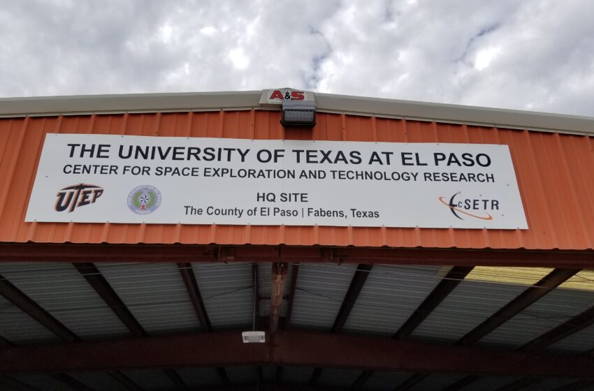 Department of Commerce Invests in Entrepreneurship Efforts at UTEP, El Paso County tRIAC in Fabens