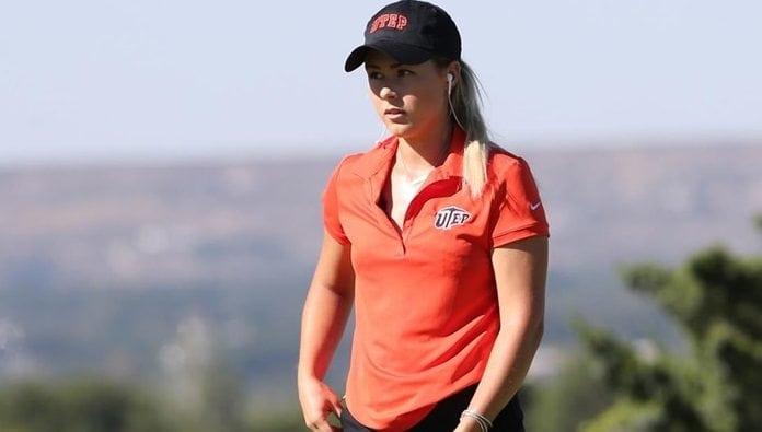 UTEP Women's Golf Team Chasing Title in Arkansas