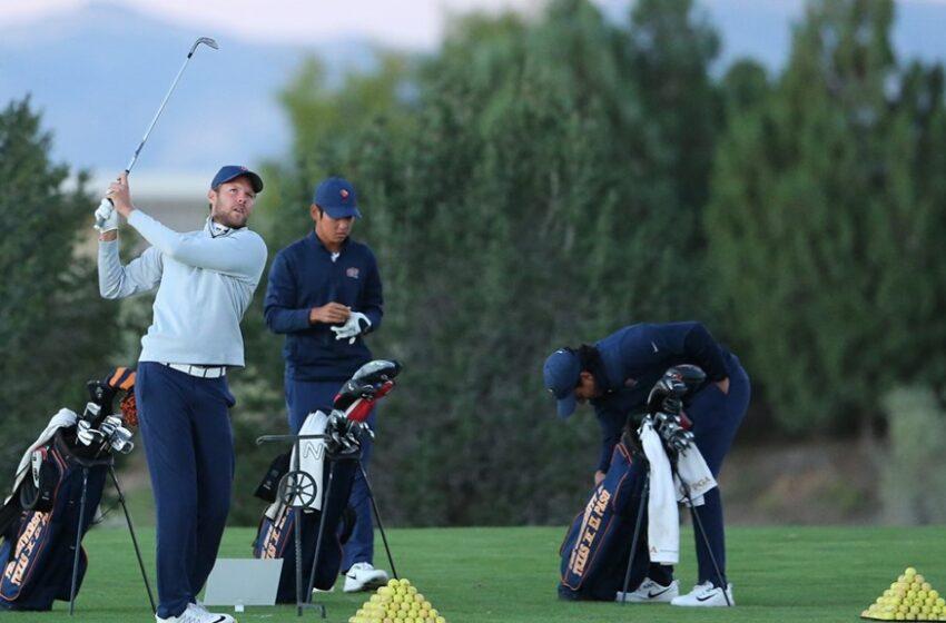UTEP Golf Finishes Ninth At Bandon Dunes Championship