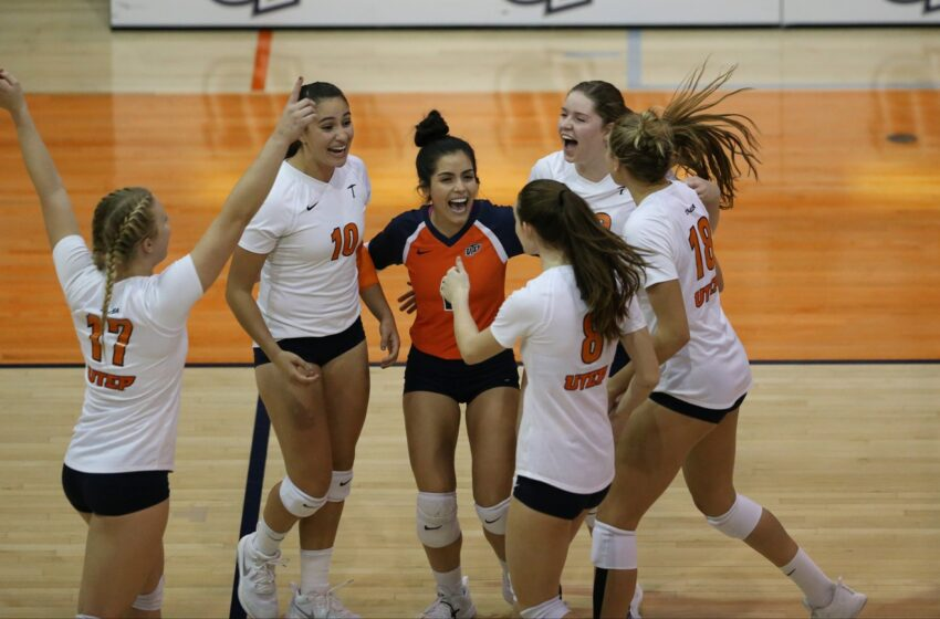 UTEP Triumphs Over Marshall In Five-Set Thriller