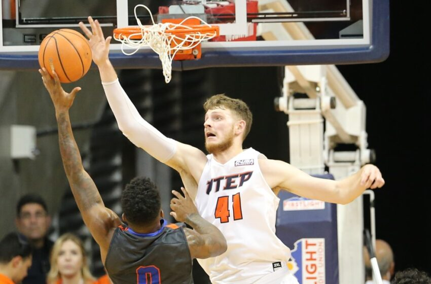 Miners Cruise Past Louisiana College in BBall Opener