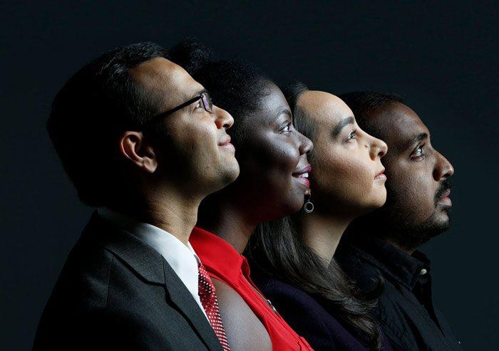 The Multiple Faces of UTEP Postdocs: Researchers, Mentors, Teachers