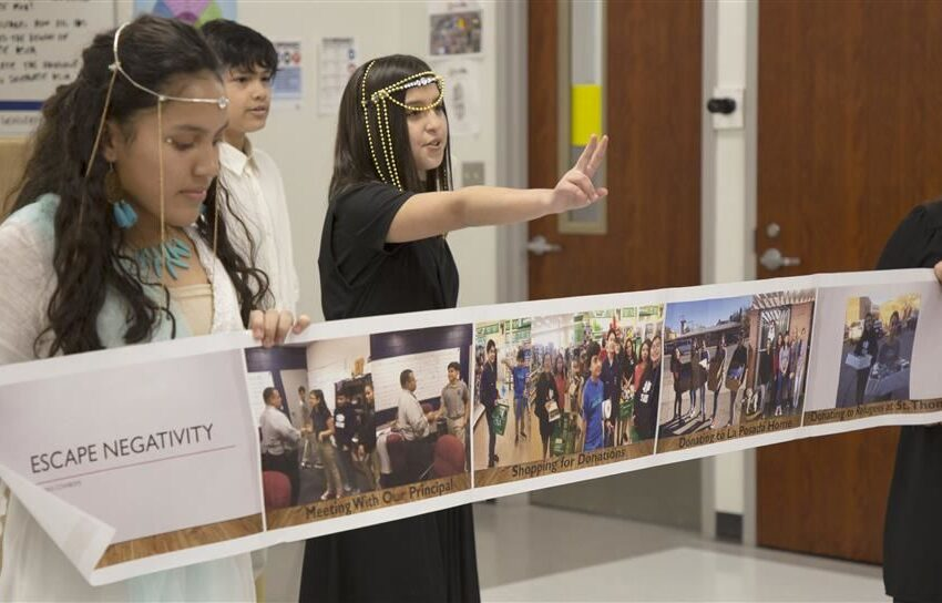 14 Socorro ISD teams advance to state Destination Imagination contest