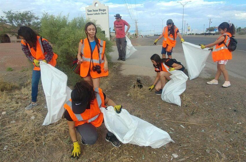Gallery+Story: El Dorado Seeks Volunteers, Earns Grant for It's Your World project