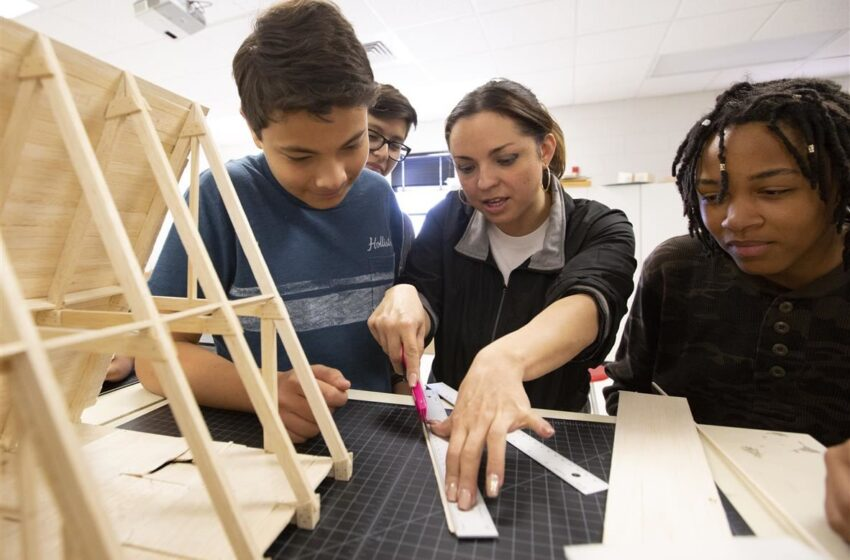 Aztec Architectural Academy is unique opportunity for SISD students