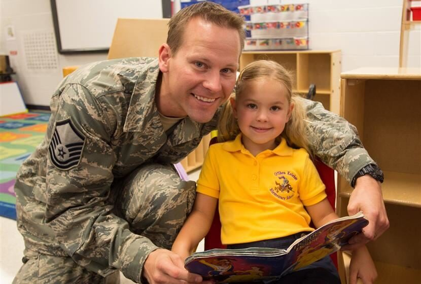 Socorro ISD Trustees Honor Month of Military Child, School Library Month