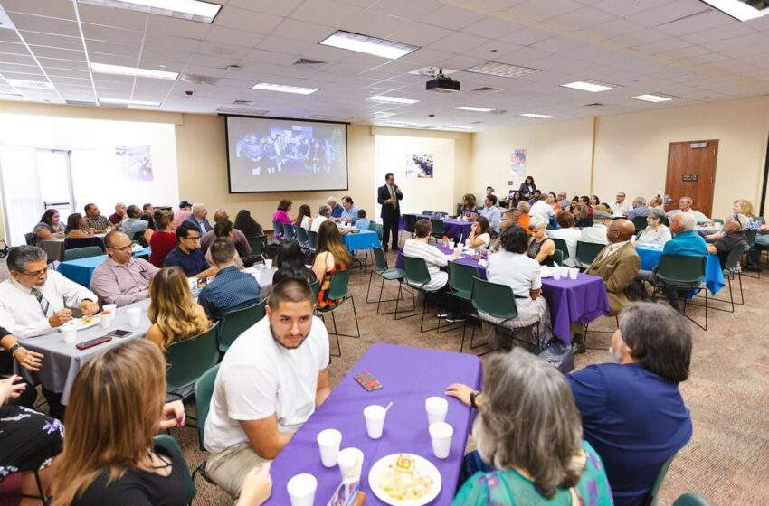 Newly Retired SISD Employees Honored for Their Dedication, Service