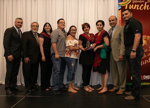 Ysleta ISD Honors 700+ Volunteers, Staff at Luncheon
