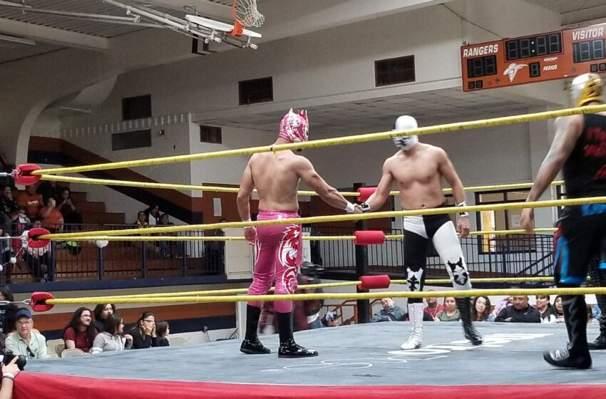 Lucha Libre to the Rescue: Wrestling Matches Raise Money for Riverside Learning Lab