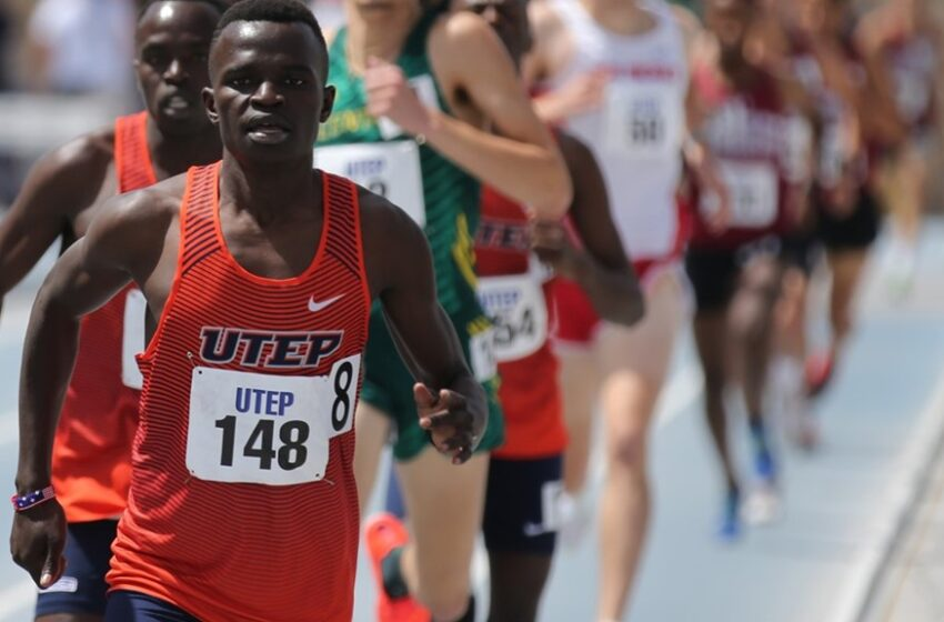 UTEP Track and Field Headed to Houston for the C-USA Outdoor Championships