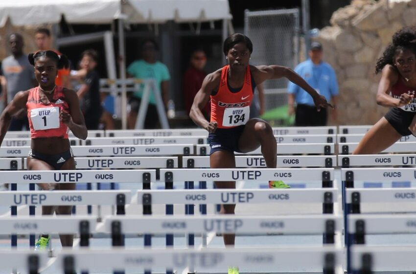 Miners Complete Day Three at the Texas Relays