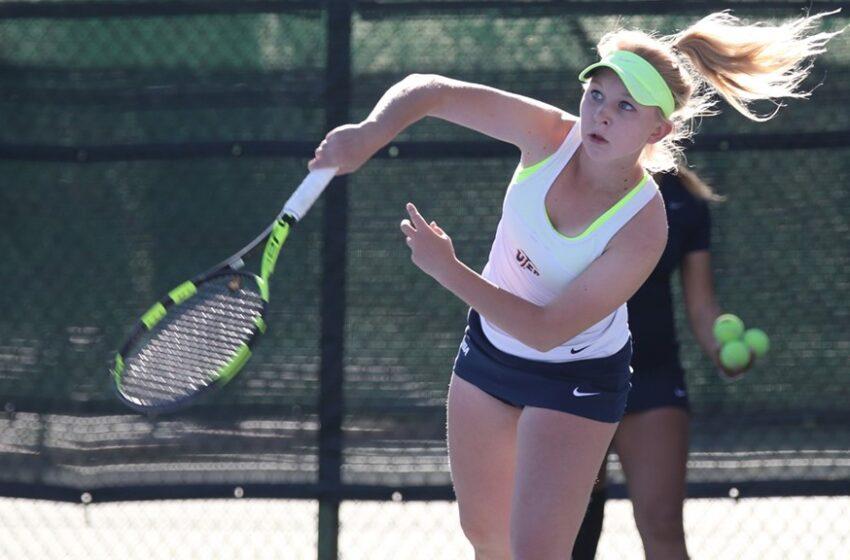 UTEP Tennis Takes Down Broward College