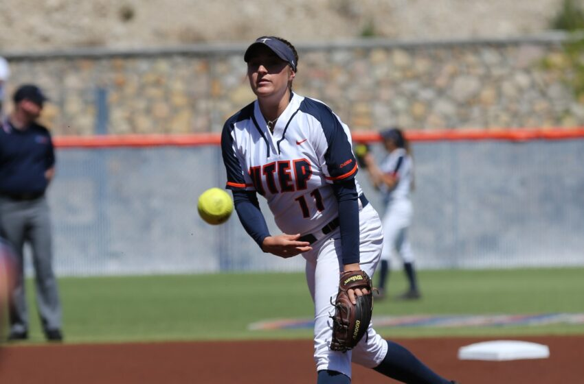 Wright's Complete-Game Performance Helps Miners Blank Lobos 7-0