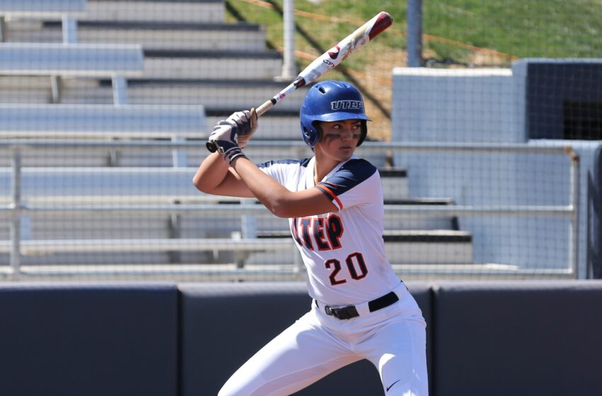 UTSA Defeats UTEP 7-2, Roadrunners Avoid Series Sweep