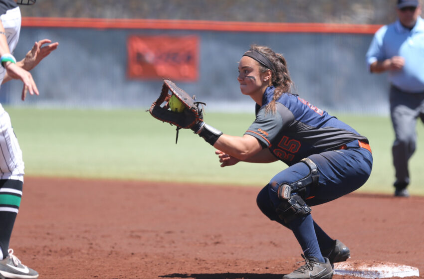UTEP Softball's Kacey Duffield Named C-USA Player of the Week