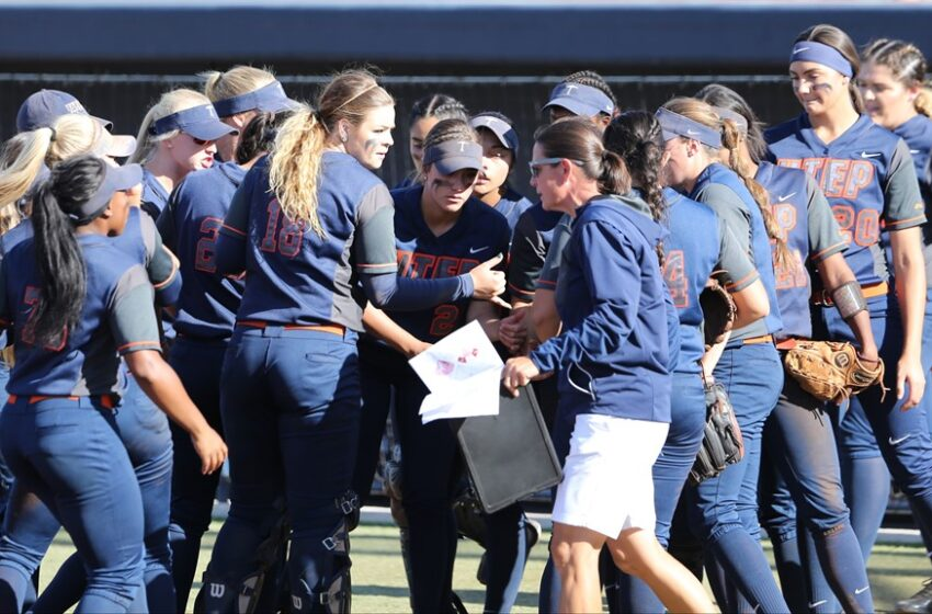 UTEP Softball to Play Crucial Series at Middle Tennessee April 28-29