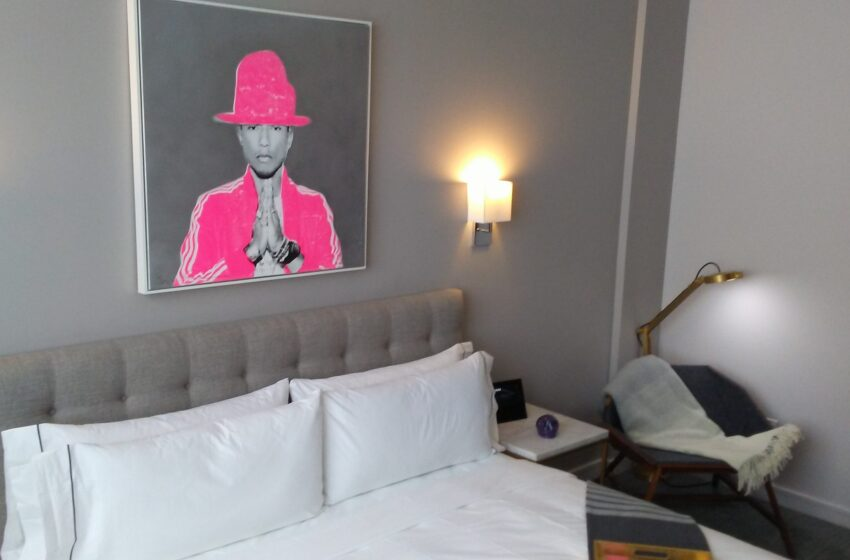Video+Gallery: Stanton House Boutique Hotel Nearly Complete