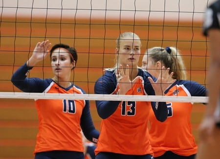 UTEP Volleyball Drops Match To Montana