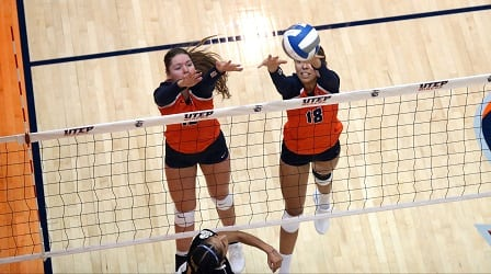 HP Sports In-Depth: UTEP Volleyball Co-Hosts Borderland Invitational