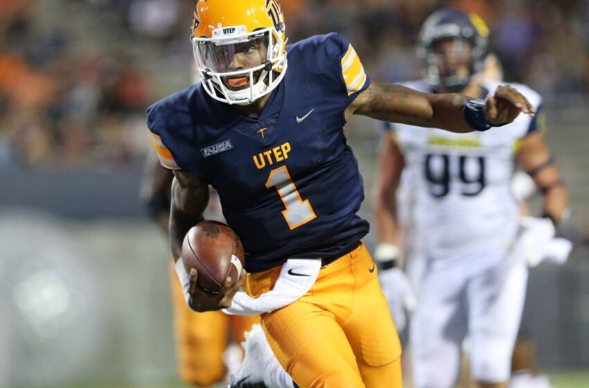 UTEP Fries Rice 34-26 to Notch First Victory in Nearly Two Years