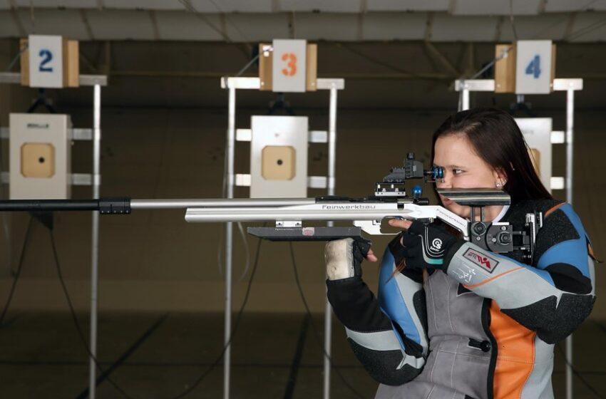 UTEP Rifle Topples Nevada In Tri-Angular Meet