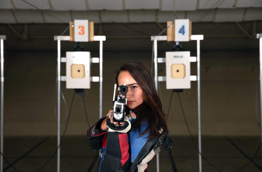 UTEP Rifle Shoots Season High At Ohio State Saturday