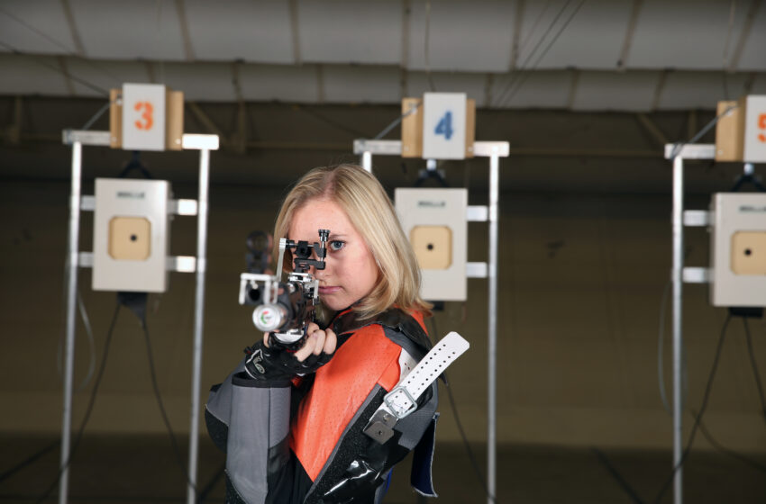 UTEP Rifle To Wrap Up Fall Portion Of Schedule At Home Saturday